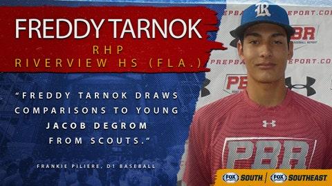 3rd pick (No. 80 overall): Freddy Tarnok
