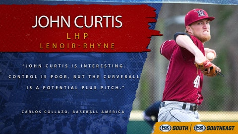 8th pick (No. 230 overall): John Curtis