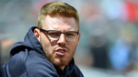 Freddie Freeman's third-base experiment does not arrive free of opportunity cost