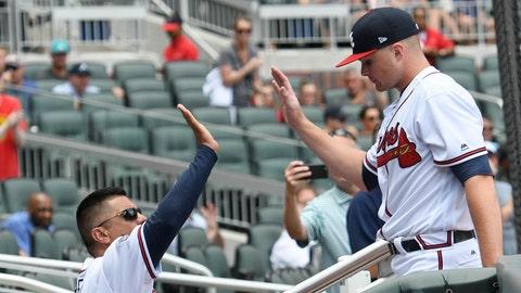 Three Cuts: Sean Newcomb rekindles optimism surrounding Braves' future rotation