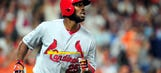 Fowler: 'You've gotta tip your cap' to Carpenter for production as leadoff hitter