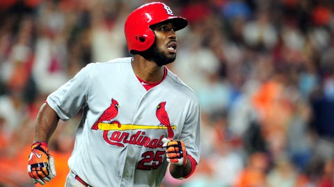 Cardinals activate OF Fowler, demote OF Piscotty