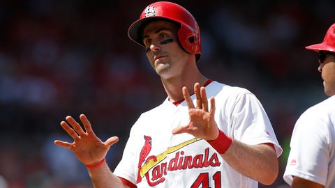 Cardinals bring up Bader as Fowler hits the DL