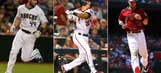 D-backs lagging behind in NL All-Star voting