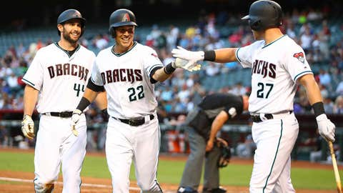 Quick Hits: Diamondbacks explode