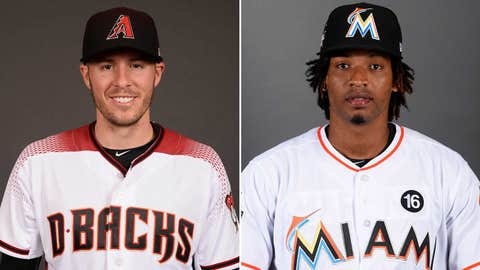 Today's starting pitchers: LHP Patrick Corbin vs. RHP Jose Urena