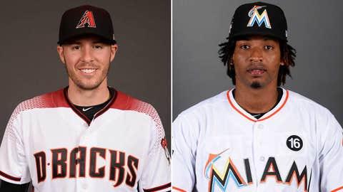 Today's starting pitchers: LHP Patrick Corbin vs. RHP Jose Urena