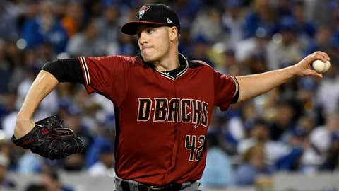 D-backs starting pitcher Patrick Corbin (5-6, 5.38 ERA)