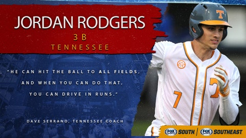 6th pick (No. 170 overall): Jordan Rodgers