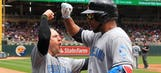Encarnacion homers twice, Twins lose fourth straight