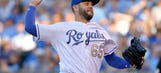 Royals recall Junis from Omaha, option Burns