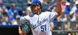 Vargas earns league-best 11th win as Royals defeat Blue Jays 3-2