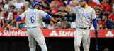 Cain: Royals are getting back to 'being consistent and playing Royals baseball'