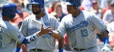 Royals complete outstanding road trip with 7-3 win over Angels