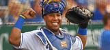 Salvy to bat eighth for AL in matchup of Sale vs. Scherzer