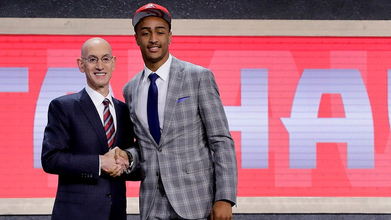Hawks select Wake Forest big man John Collins with No. 19 pick