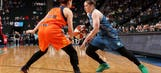 Sun deal Lynx first loss of season