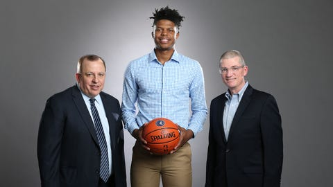 Justin Patton (↑ UP)