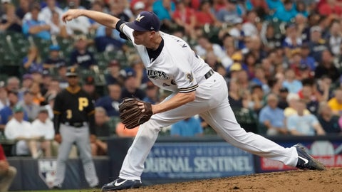 Mr. Unexpected - pitcher: Corey Knebel