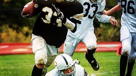 Griffin Grady, Badgers linebacker