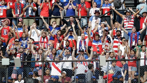 A point at Azteca is huge for the U.S.