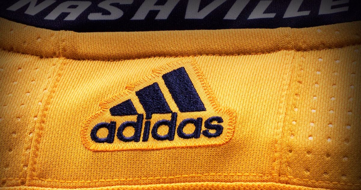 da99242f156 Get a sneak peek at adidas' new NHL jerseys with these teaser images | FOX  Sports
