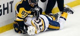 Predators LIVE To GO: Preds up-ended by Pens 6-0, will try to force Game 7 on Sunday night