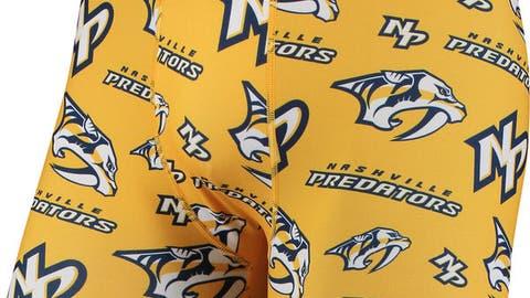 Nashville Predators compression underwear