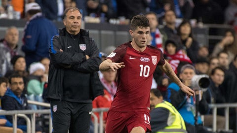 Can Pulisic lead the way again?