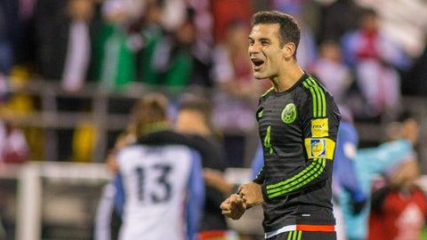 November 11: USA 1-2 Mexico
