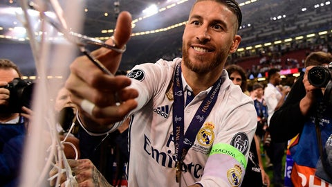 DEF: Sergio Ramos - Real Madrid