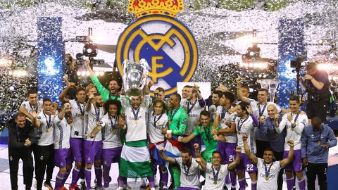 Real Madrid: $3.58 billion