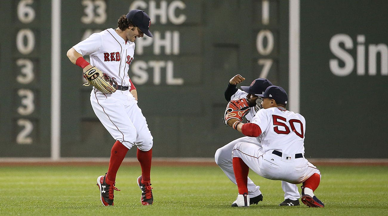 Red Sox star Mookie Betts wants your help to pick a postgame