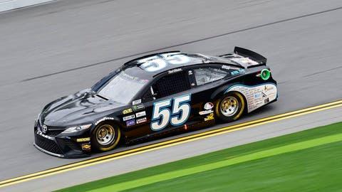 Tommy Regan, No. 55 Premium Motorsports