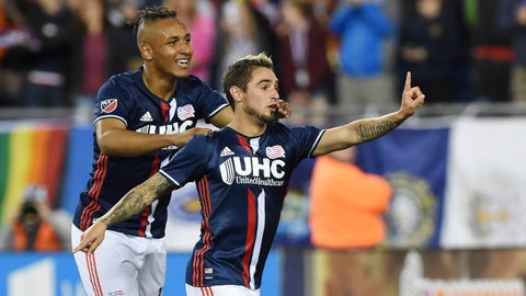 Can the Revs build some momentum?