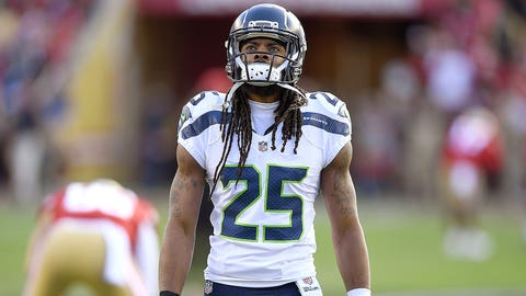 Seattle Seahawks: Richard Sherman