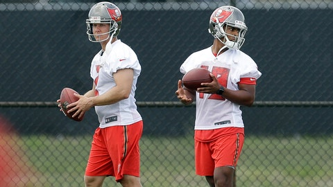 The Buccaneers are in for a wild kicker battle in camp