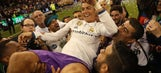 The most touching, stunning photos from Real Madrid's Champions League win over Juventus