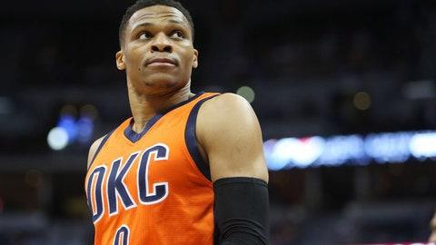 Oklahoma City Thunder: B+
