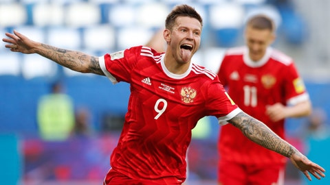 Russia (Group A)