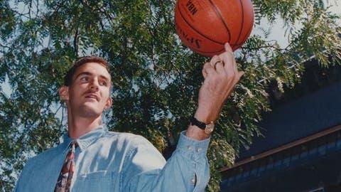 Scott Haskin, Indiana Pacers, 1993