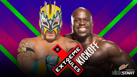 Kickoff show: Kalisto vs. Apollo Crews