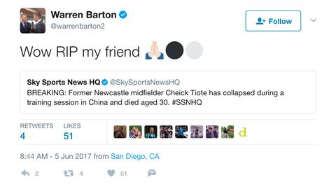 Warren Barton