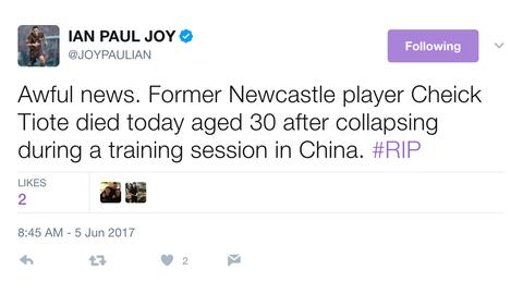 Ian Paul Joy
