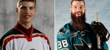Check out these draft day photos of current NHL stars