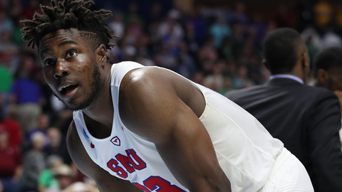 Semi Ojeleye | Boston Celtics| College: SMU