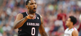 LA Clippers take South Carolina's Thornwell in draft