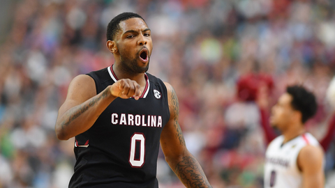 Sindarius Thornwell | Milwaukee Bucks | College: South Carolina