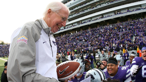 Bill Snyder | Kansas State | 1989-2005, 2009-present