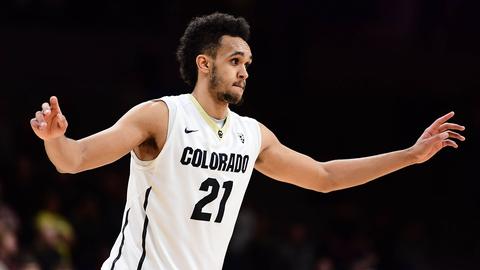 Derrick White | San Antonio Spurs | College: Colorado